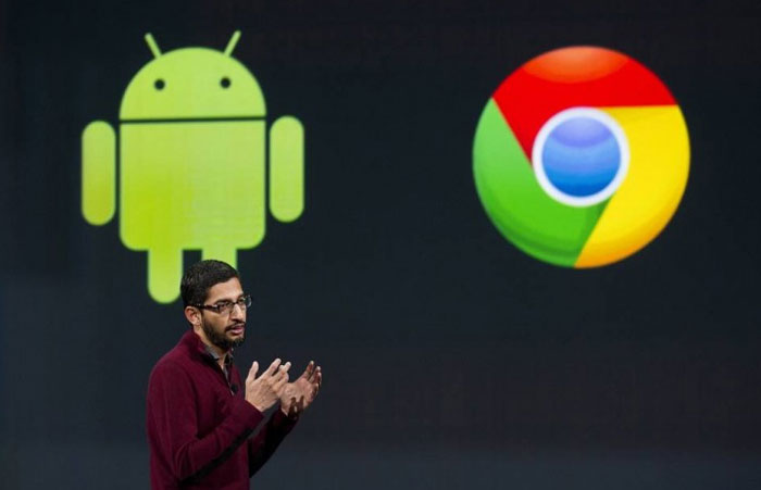 Google to combine Chrome OS and Android into a single operating system