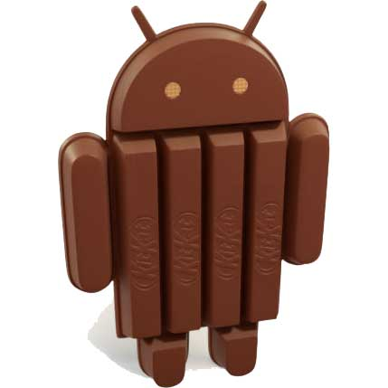Rumors: Android 4.4 KitKat will be presented Oct. 14