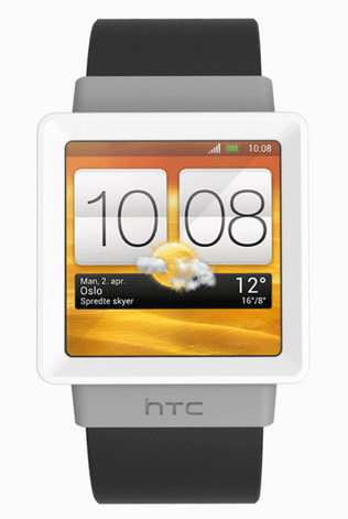 HTC will introduce its own Smart watch