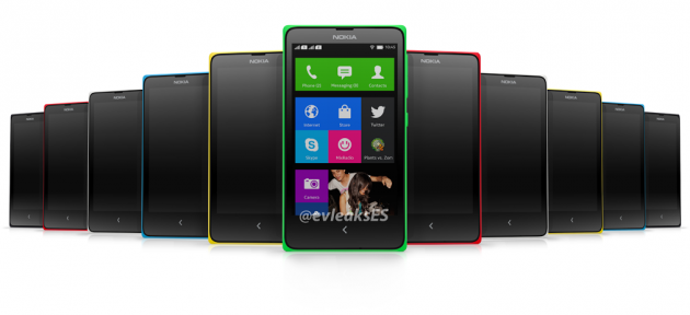 Nokia Normandy arriving in 2014