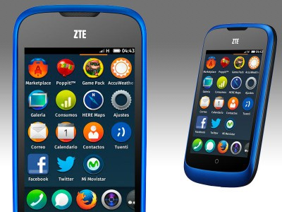 ZTE will show a device running Android and Firefox OS at MWC 2014