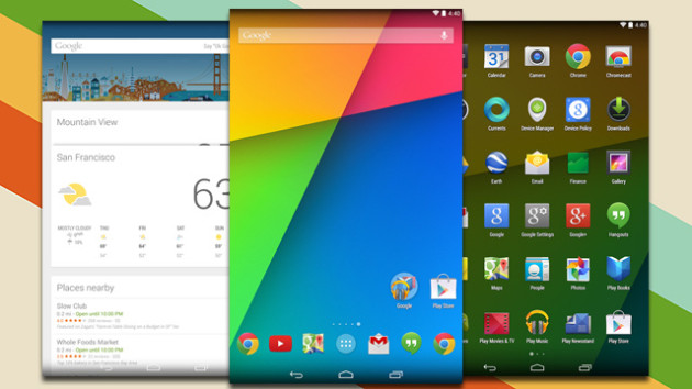 The 5 Ideal Android launcher applications till May 2014