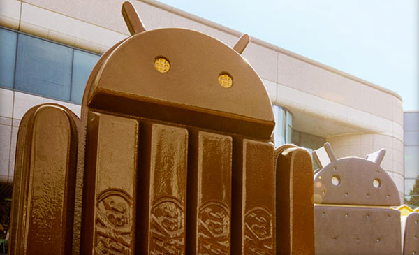 Android 4.4.4 update rolled out by Google