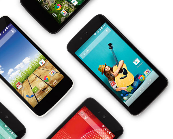 Android One phones – A Smartphone based on Latest Google android OS and Apps