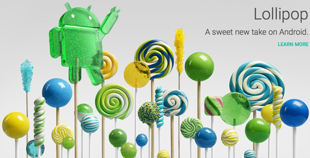 Android 5.0 Lollipop SDK Officially Announced