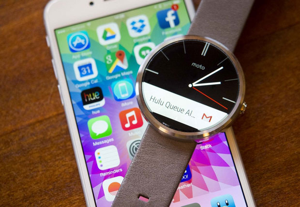 Google Android Wear watches will soon become compatible with iPhones
