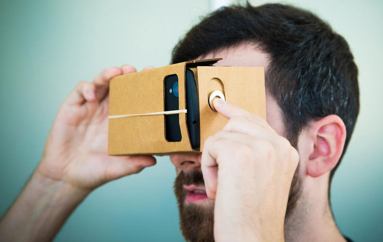 Google is developing in the direction of Google virtual reality