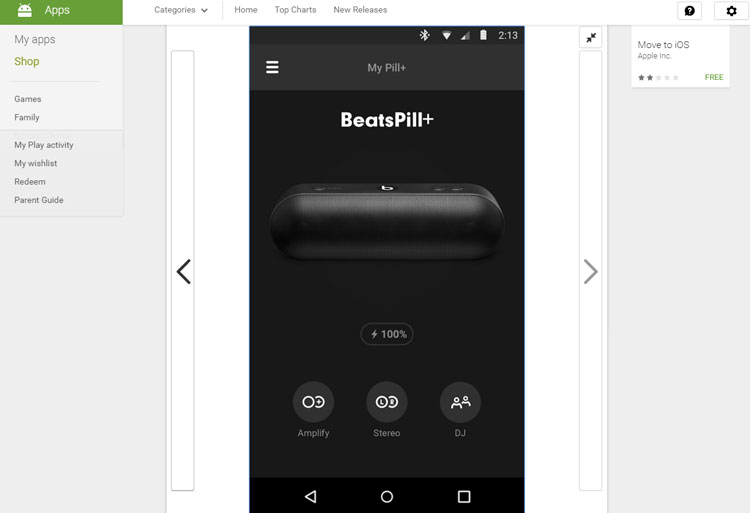 Apple launched a new app BeatsPill+ for Bluetooth Speaker & Music Lovers