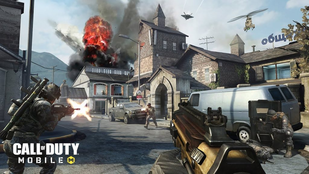 COD-Mobile Image taken from official trailer